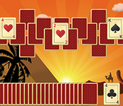 Play Cardmania Pyramid Solitaire