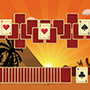 Play CardMania Pyramid Patiens