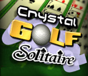 Play Crystal Golf Solitaire
