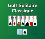 Play Golf Solitaire Classique