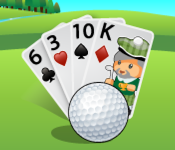 Play Golf Solitaire Pro