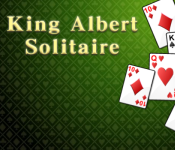 Play King Albert Solitaire