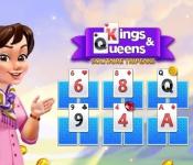 Play Kings & Queens Solitaire Tripeaks