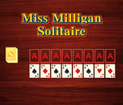 Play Miss Milligan Solitaire