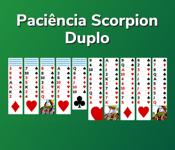 Play Paciência Scorpion Duplo