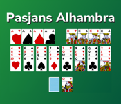 Play Pasjans Alhambra