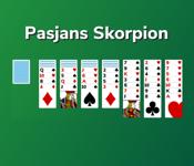 Play Pasjans Skorpion