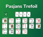 Play Pasjans Trefoil