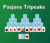 Play Pasjans Tripeaks