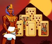 Play Pyramid Solitär Ancient Egypt