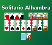 Play Solitario Alhambra