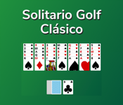 Play Solitario Golf Clásico