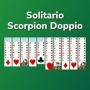 Play Solitario Scorpion Doppio