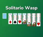Play Solitario Wasp