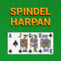 Spindelharpan