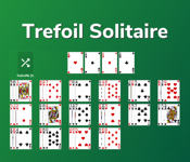Play Trefoil Solitaire