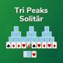 Tri Peaks Solitär