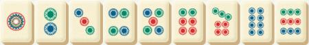 Mahjong Dot Tiles